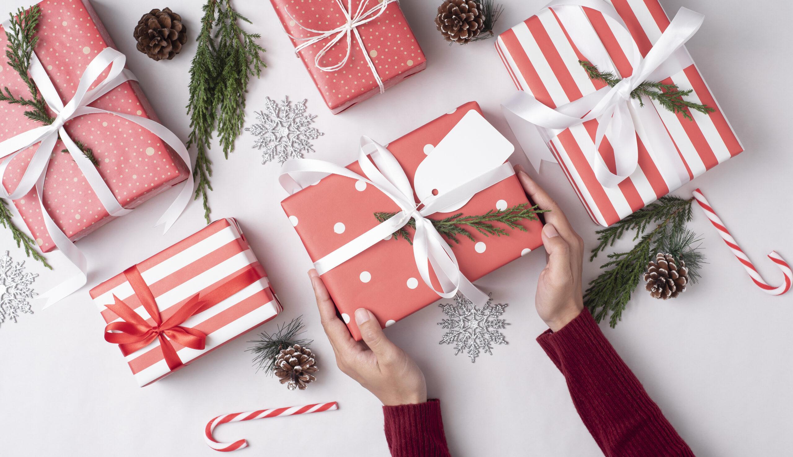 prezenty, święta, boże narodzenie