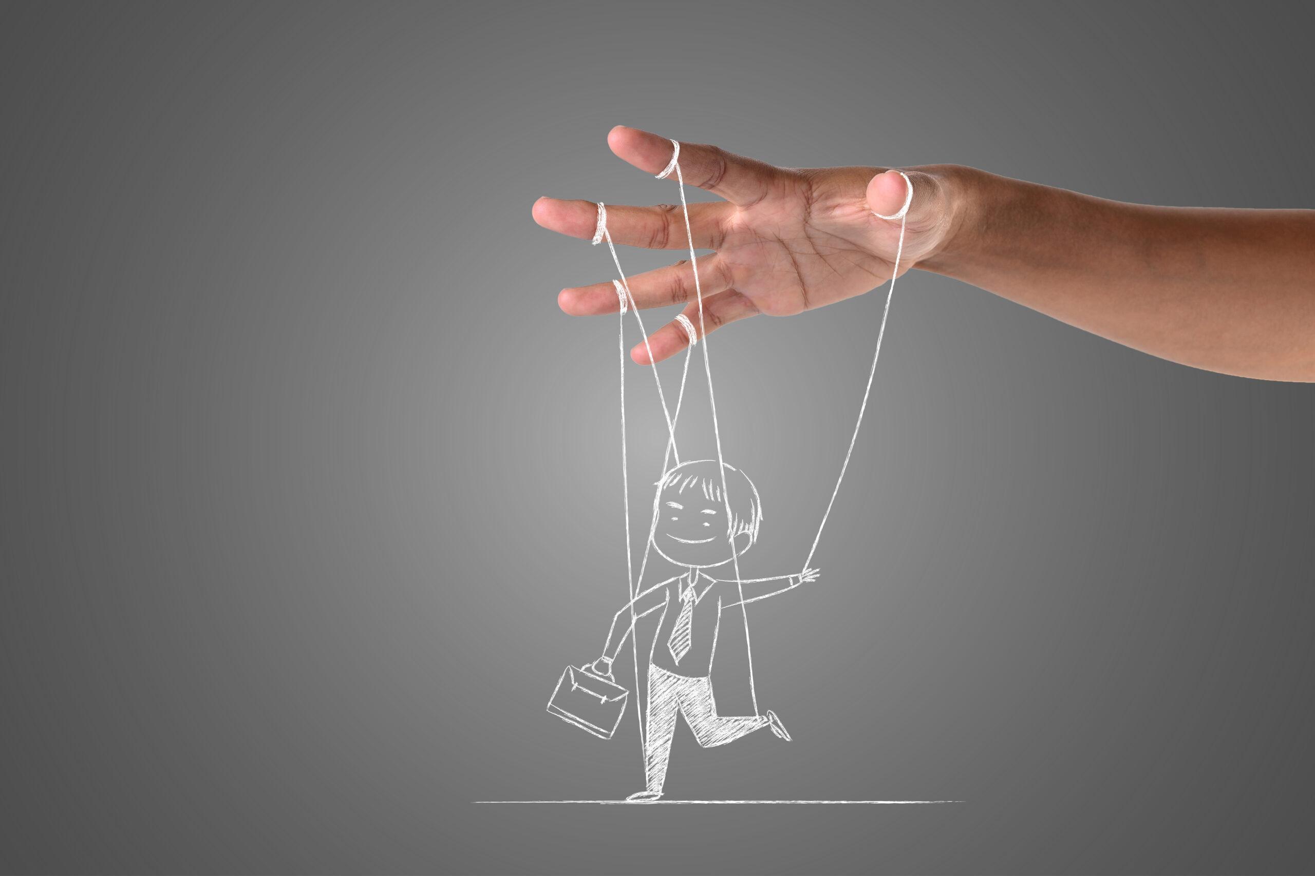 marionetka, kukiełka