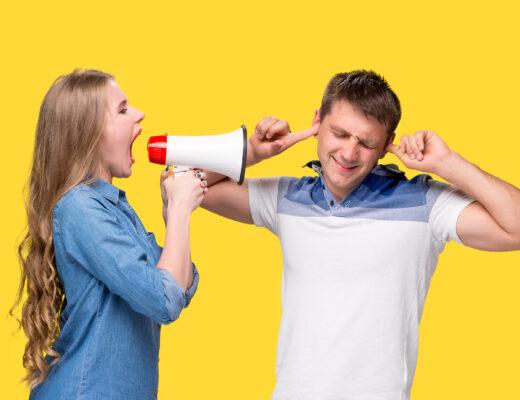Para kłócąca się w związku